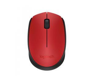 Belaidė pelė LOGITECH M171, raudona