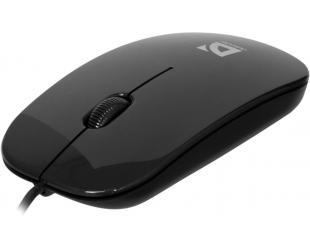 Optinė pelė DEFENDER MM-440, juoda