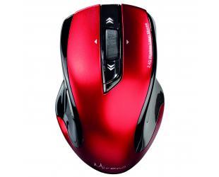 Belaidė lazerinė pelė HAMA Mirano, raudona