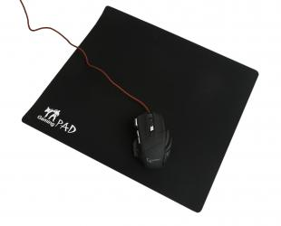 Pelės kilimėlis GEMBIRD Gaming, juodas