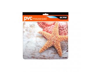 Pelės kilimėlis ACME plastikinis, kriauklės