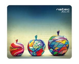 Pelės kilimėlis Natec ART Apples