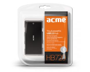 Šakotuvas ACME HB720 1:7 USB 2.0