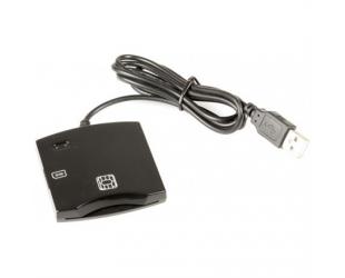 USB ID SMART CARD kortelių skaitytuvas,p