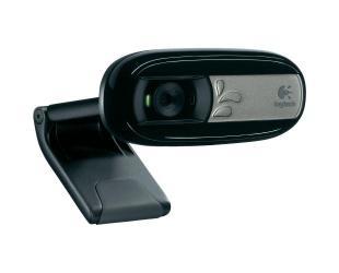 Web kamera LOGITECH C170, juoda