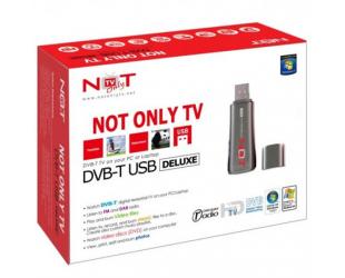 Imtuvas NOT ONLY TV DVB-T USB
