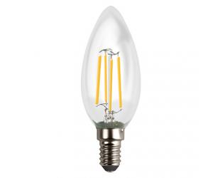 LED lemputė ACME Candle 4W E14