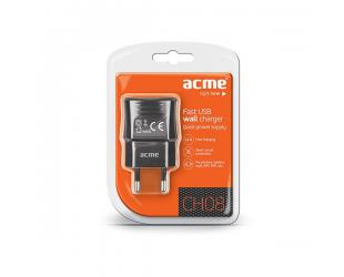 USB įkroviklis ACME CH08 220V