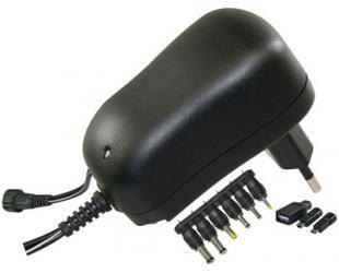 Impulsinis maitinimo šaltinis MW3K10 3-12V/1A