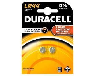 Elementai DURACELL AG13/LR44 1.5V, 2vnt.