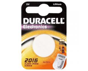 Elementas DURACELL CR2016 3V