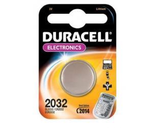 Elementas DURACELL CR2032 3V