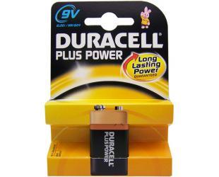 Elementas DURACELL PLUS 6LR61 6LR61 9V