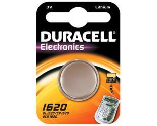 Elementas DURACELL CR1620 3V