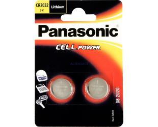 Elementas PANASONIC CR-2032EP/2B Li-Ion