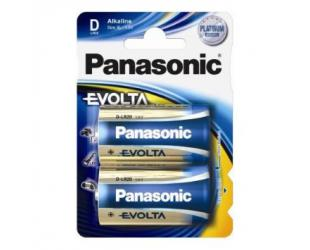Elementai PANASONIC EVOLTA LR20EGE/2BP