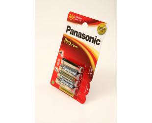 Elementai PANASONIC PRO LR03PPG/4BP