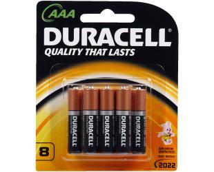 Elementai DURACELL LR03 (AAA) 4 pak.