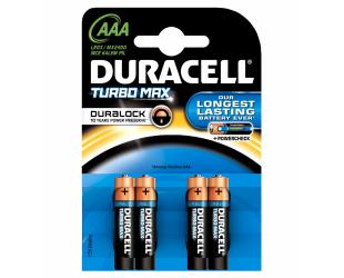 Element DURACELL TurboMax 4 pak LR03 AAA
