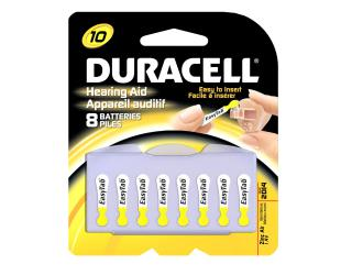 Elementai klausos aparatui DURACELL DA10 N6