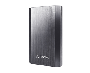 Išorinė baterija (power bank) ADATA A10050, 10500 mAh