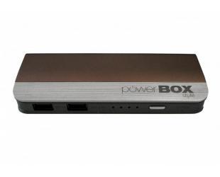 Išorinė baterija (power bank) NEXO powerBOX, 10000mAh