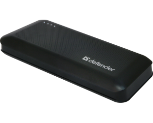 Išorinė baterija (power bank) DEFENDER Lavita, 10400 mAh