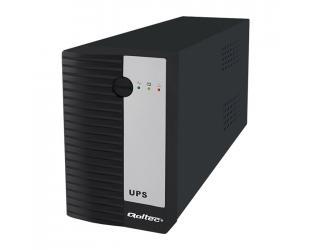 Nepertraukiamo maitinimo šaltinis (UPS) QOLTEC 800VA