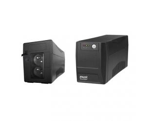 Nepertraukiamo maitinimo šaltinis (UPS) MUSTEK PowerAgent 636E 600VA