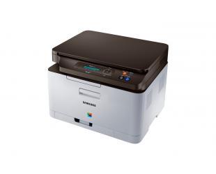 Lazerinis daugiafunkcinis spausdintuvas SAMSUNG SL-C480W