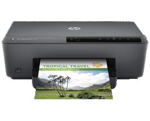 Rašalinis spausdintuvas HP 6230