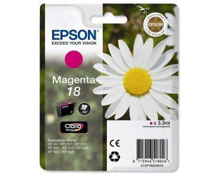 Rašalinė EPSON T1803, rausva