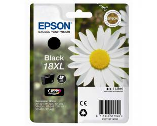 Rašalinė EPSON T1811 XL, juoda