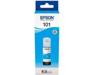 Rašalinė EPSON 101C, melsvos spalvos