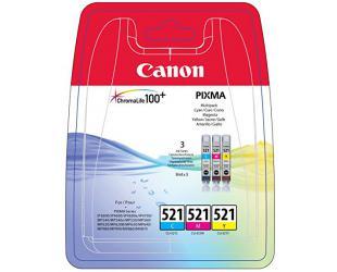 Rašalinių komplektas CANON CLI-521