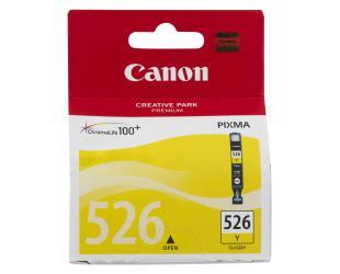 Rašalinė CANON CLI-526Y, geltona