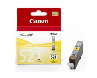 Rašalinė CANON CLI-521Y, geltona