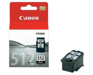 Rašalinė CANON PG-512, juoda