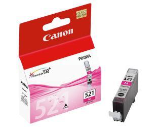 Rašalinė CANON CLI-521M, rausva