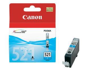 Rašalinė CANON CLI-521C, melsva