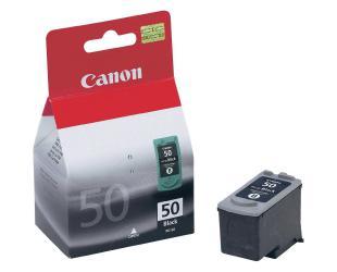 Rašalinė CANON PG-50, juoda