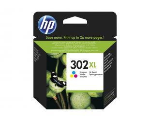Rašalinė HP 302XL, spalvota