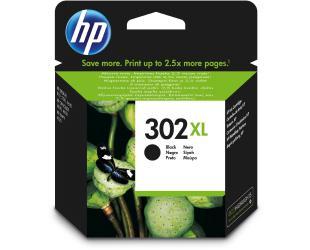 Rašalinė HP 302XL, juoda