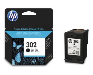 Rašalinė HP 302, juoda