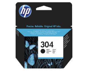 Rašalinė HP 304, juoda