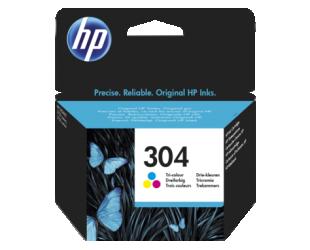 Rašalinė HP 304, spalvinė