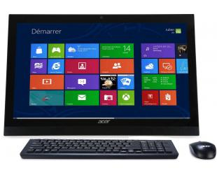 "Kompiuteris Acer AZ1 AiO 21.5"" N2940 4GB 500GB Windows 8.1"