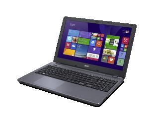 """Nešiojamas kompiuteris Acer E5-571 15.6"""" i3-4005U 4GB 1TB Windows 10"""