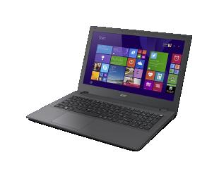 """Nešiojamas kompiuteris Acer E5 15.6"""" i3-4005U 4GB 1TB 920M Windows 8.1"""