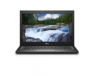 "Nešiojamas kompiuteris Dell Latitude 7290 Black 12.5""HD i5-8350U 8GB 256GB SSD Windows 10 Pro"